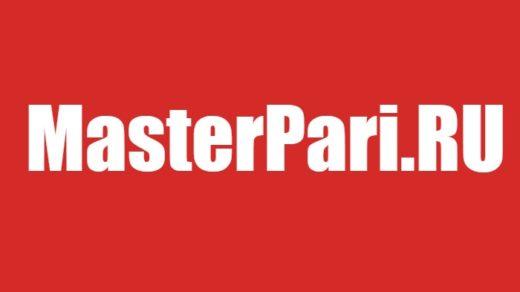 Логотип MasterPari.RU