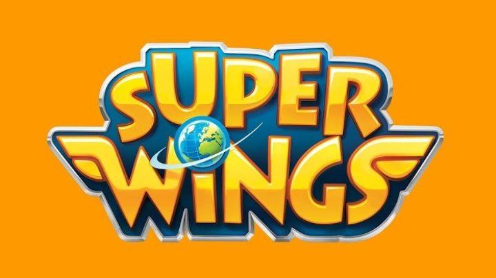 Логотип Super Wings