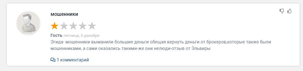 Правдивые отзывы о charge-backer.ru