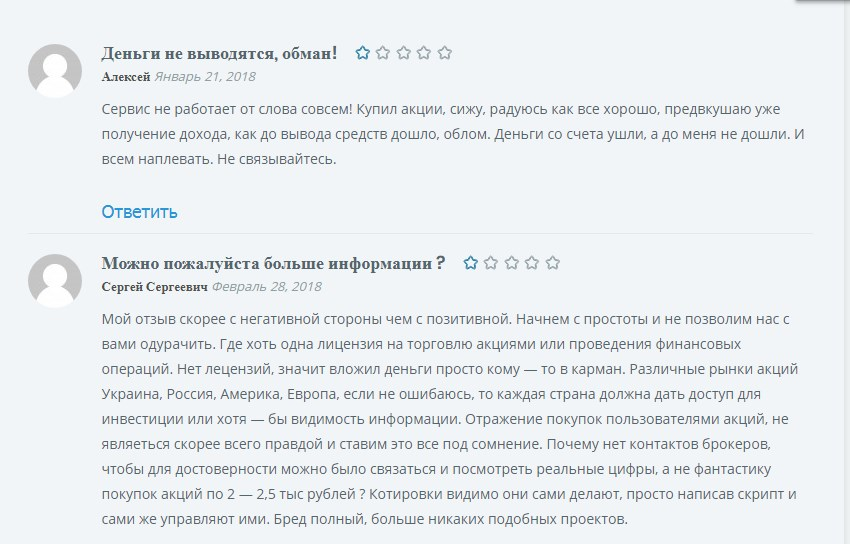 TraderNet отзывы