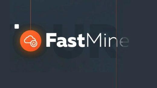 Логотип FastMine