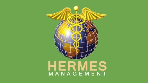 Логотип Hermes management LTD