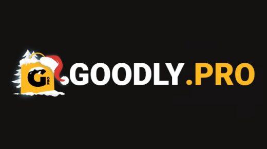 Логотип Goodly Pro