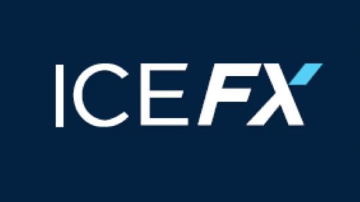 Логотип ICE FX