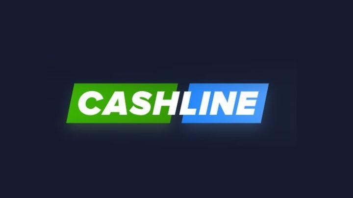 Логотип Cashline