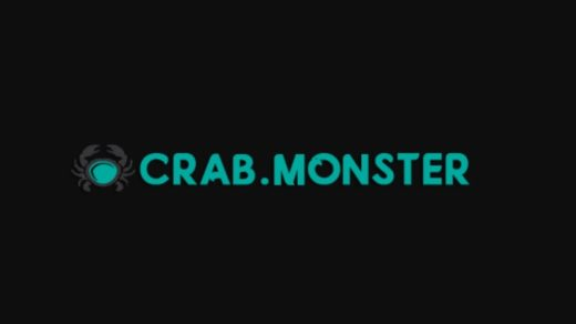 Логотип Crab Monster