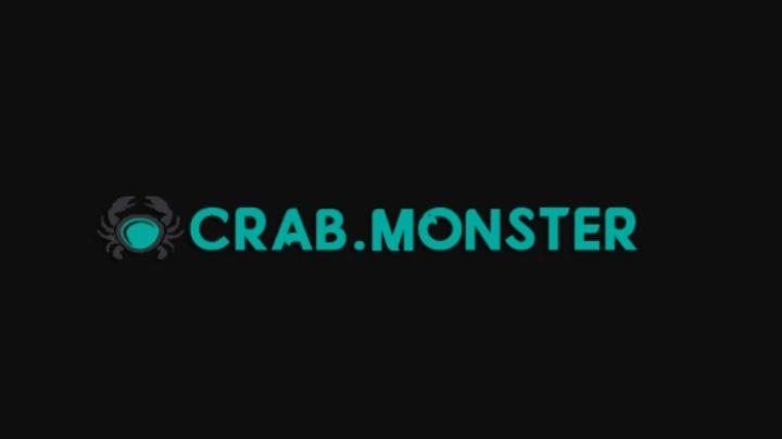 Логотип Crab Monster