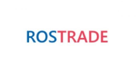 Логотип RosTrade