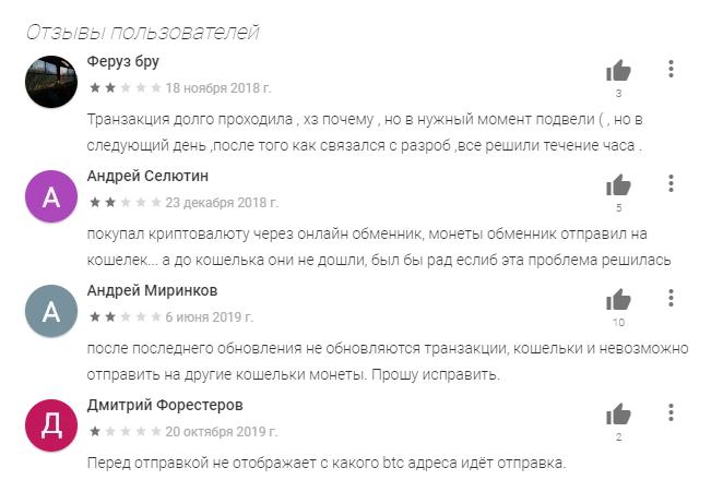 BitPay отзывы
