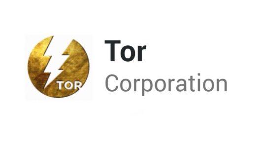 Логотип TOR Corporation