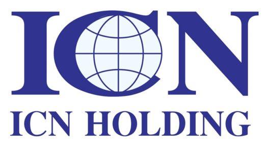 Логотип ICN Holding