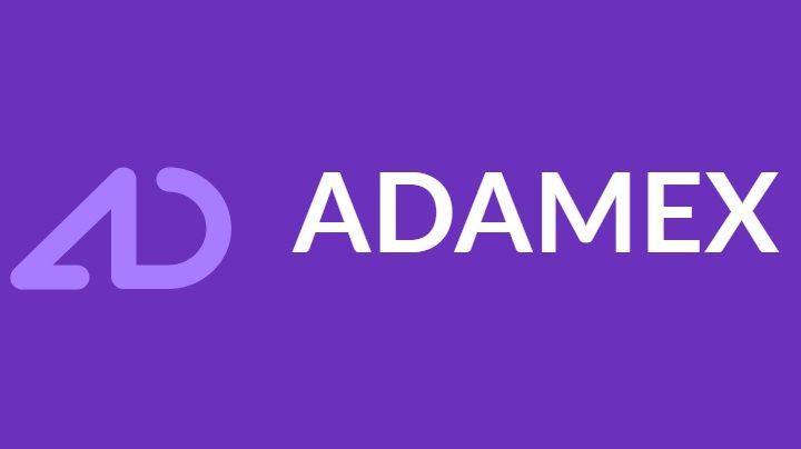 Биржа Adamex логотип