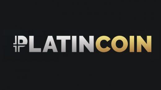 Логотип Platincoin