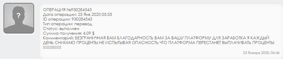 Отзывы на сайте siivl.com