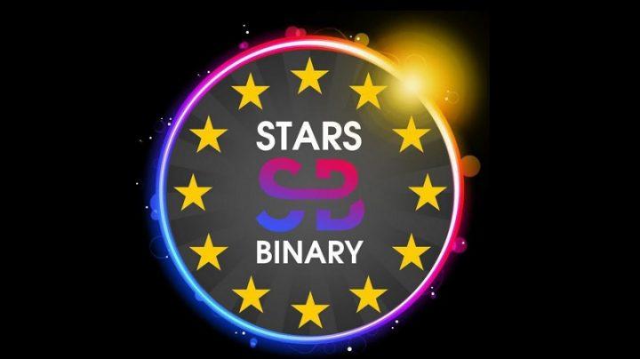 Логотип Stars Binary