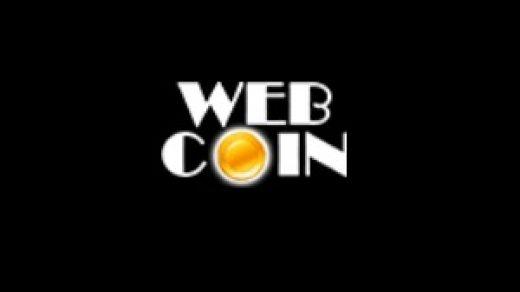 Логотип WebCoin
