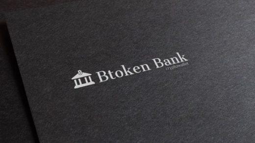 Логотип Btokenbank