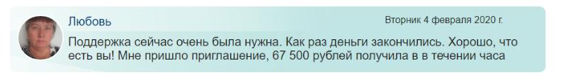 Отзывы о Помоги Ru