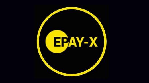 Логотип Epay-X