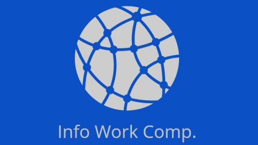 Логотип Info Work Comp