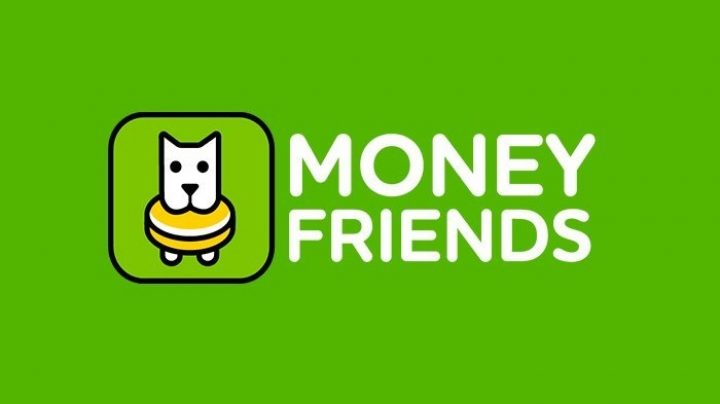 Логотип Money Friends