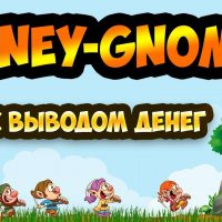 Логотип к сайту money-gnomes