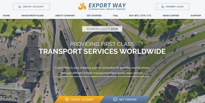 Главная Export Way Limited