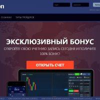 Главная страница сайта binunion.com