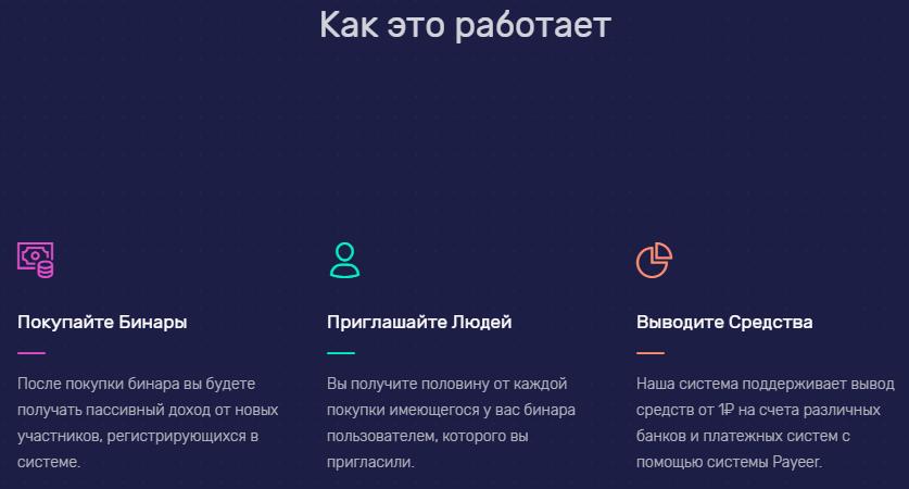 бин х систем описание