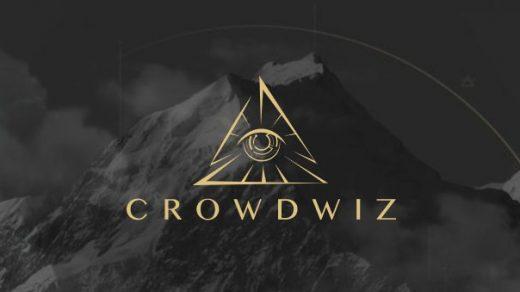 Главная страница сайта CrowdWiz