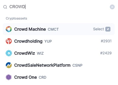Криптовалюта Crowd (CWD)