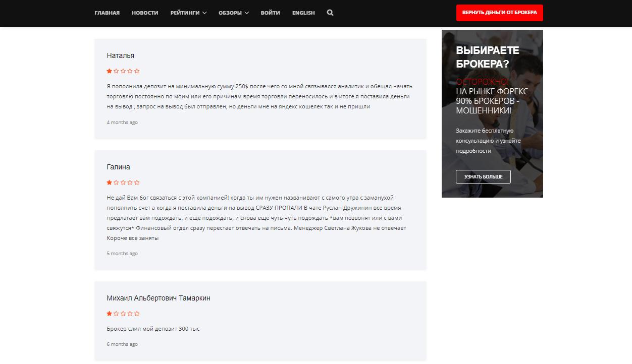 Отзывы о https anna-otzyvy ru