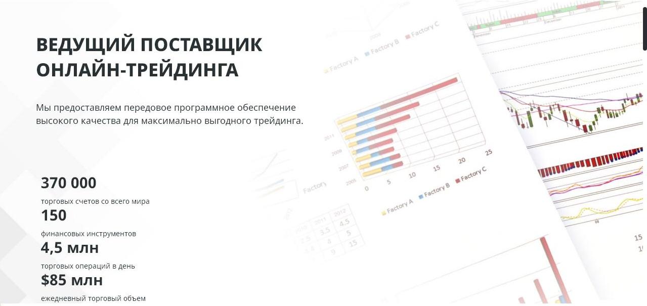 Информация по работе компании