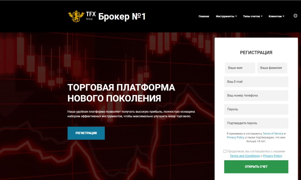 Компания TFX-Group
