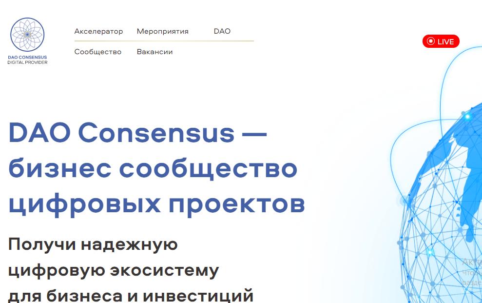 Бизнес-сообщество цифровых проектов