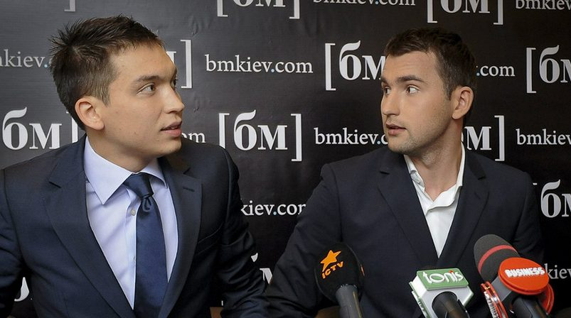 Петр Осипов и Михаил Дашкиев