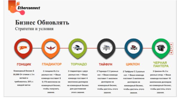 Специальная система распределения статусов