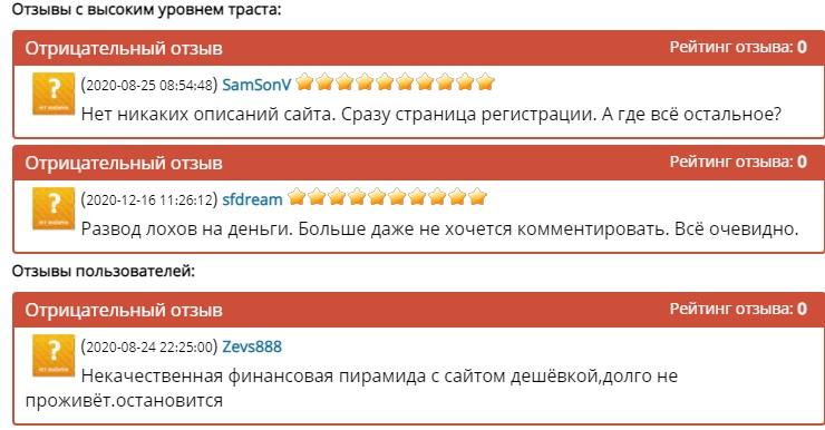 Отзывы о компании Nemezida